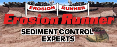 Erosion Runner - Sediment Control Experts